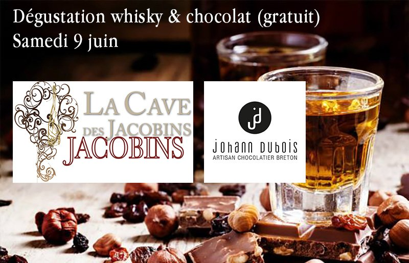 whisky chocolat